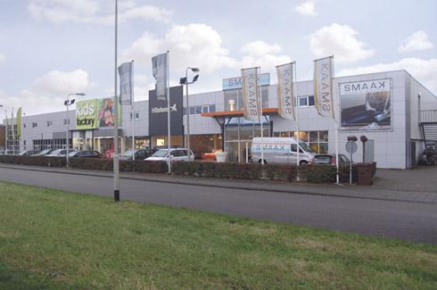 Breda - Ettensebaan