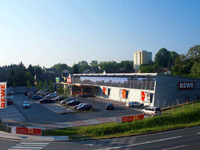 Kassel - Kronenackerstra&szlige