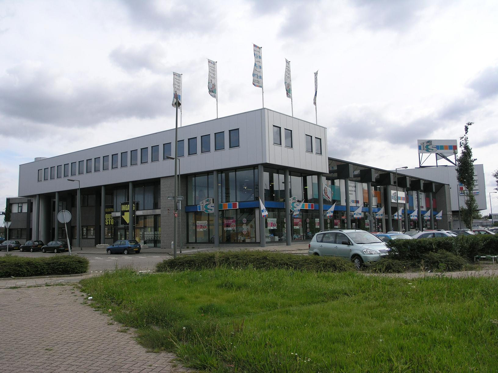 Schiedam - Nieuwpoortweg